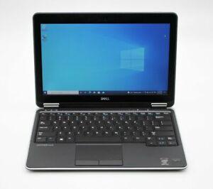 """DELL LATITUDE E7240 CORE I7 - 4600U @ 2.1GHz 8GB 128GB SSD CAM WIFI WIN10 12.5"""""""