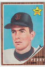 1962 Topps Gaylord Perry #199
