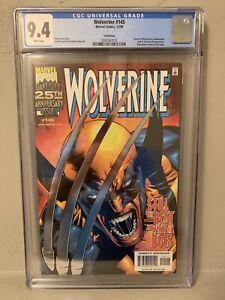 Marvel Wolverine #145 CGC 9.4 NM 1st Print Foil Edition