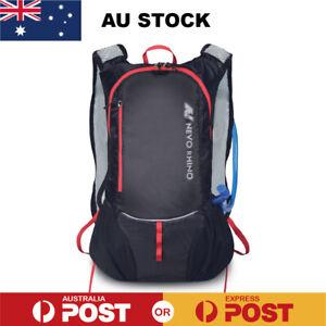 Hydration Backpacks Hiking Backpacks with BPA Free 2L Water Bladder Waterproof