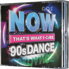 Nineties Dance Music Compilation Tracks 1990s Songs 3 CD Original Recordings New