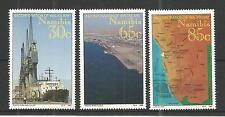NAMIBIA 1994 WALVIS BAY TERRITORY SG,641-643 UN/MM NH LOT 1197A