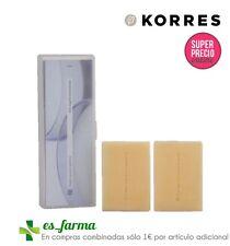 KORRES Duplo Seife Milch Felle betont 2 X 40 Gramm