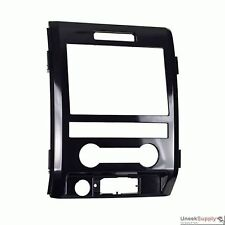 METRA 95-5820HG CAR DASH KIT FOR Double Din 2009-UP FORD F-150 HIGH GLOSS BLACK