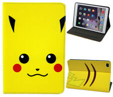 For Apple iPad Mini 1 2 3 4 Great Pokemon GO Pikachu Fun Kids Cartoon Case Cover