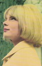 France Gall vintage trade card