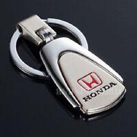 Boxed Honda Keyring NEW - UK Seller Silver