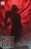 King In Black 1 Marvel 2020 Jeehyung Lee Knull Venom Trade Variant