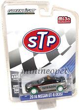 GREENLIGHT 51146 2016 NISSAN SKYLINE GT-R R35 STP SAFETY CAR 1/64 SILVER Chase