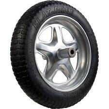 "Ames SFFTCC 16"", Sport Flat Free Wheelbarrow Tire 5 Spoke Design 161079"