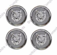 X Type Leichtmetallfelge Kennzeichen Grau/Silber (4 Stück) MNA6249GA - für