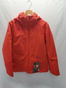 The North Face Women's Lenado Snow Ski Winter Jacket Fiery Red Large NEW