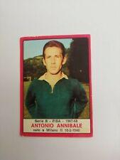 FIGURINA PANINI ALBUM CALCIATORI 1967-68 ANNIBALE ORIGINALE! DA RECUPERO
