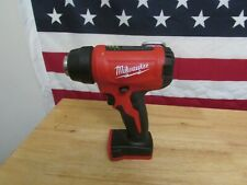 Milwaukee 18-Volt Lithium-Ion Cordless Compact Heat Gun (Tool-Only) 762