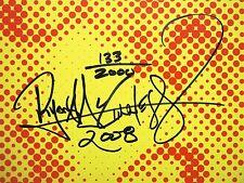 Ryan McGinness edición limitada firmada comodidad estética + arkitip #48 + Estuche