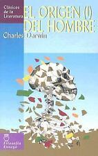 El origen del hombre (I) (Clasicos de la literatura series)-ExLibrary