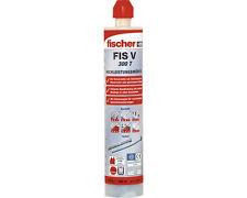 #für Profis#  Fischer Hochleistungsmörtel FIS V 300 T *** inkl. 2 Statikmischer