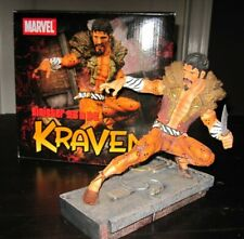 KRAVEN--Spider-Man/SINISTER SIX statue (Diamond Select Toys--2006) Marvel