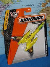 MATCHBOX MBX SUBSONIC INTERCEPTOR SKY BUSTERS **BRAND NEW & VHTF**