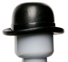 NEW LEGO - Headgear - Town - Bowler Hat x 1 - Businessman Cornelius Fudge Cole