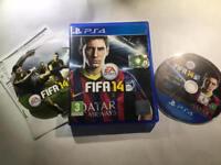 FIFA 14 - PS4 - playstation 4 completamente in ITALIANO usato ottime condizioni