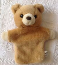 PELUCHE DOUDOU MARIONNETTE Ours IKEA Comme NEUF