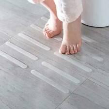 6x Anti Slip Bath Grip Stickers Non Slip Shower Strips Pad Flooring Tape Mat