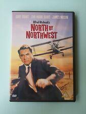 North By Northwest DVD (2001) Cary Grant, Hitchcock (DIR) suspense thriller
