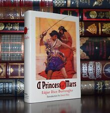 A Princess of Mars by Edgar Rise Burroughs Brand New Hardcover Edition