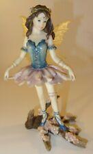 Very Rare Faerie Leonardo Collection Fairy Woodland Dance Figurine 2003
