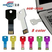 8G-32GB U Disk Flash USB Drives Pen Stick Storage drive USB 2.0 fr PC/Car