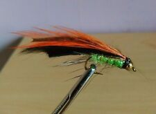 Black Leech Trout Buzzers Trout Lures Fly Fishing Trout Flies