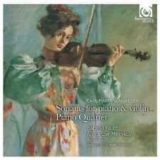 Isabelle Faust - Violin Sonatas Op10 Nos 1-6 [New CD]