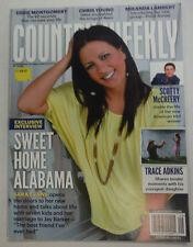 Country Weekly Magazine Sara Evans & Miranda Lambert July 2011 051115R