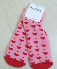 ewers Stoppersocken, ABS Antirutsch Socken, Stoppi Socks, rote Herzchen.  NEU!!!