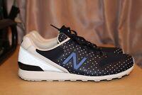 NEW BALANCE 696 Re-Engineered Women's Sport Style Shoes Navy Dots US 9.5 EU 41