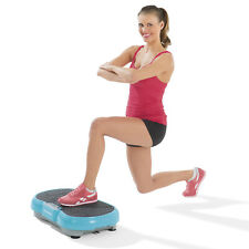 Vibration plate Vibration trainer Fitness Power Vibro training second choice