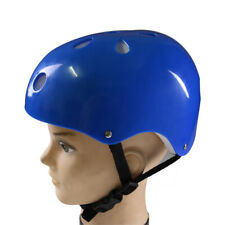 Blue Kids Helmet Cycling Scooter Skating Skateboard Sport Protective  27.55inch