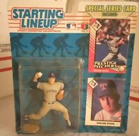 Texas Rangers MLB Starting Lineup 1993 Nolan Ryan Sports Superstar Collectibles.