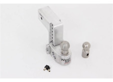 """Weigh Safe 2-Ball Mount w/ Built-In Scale - 3"""" Hitch - 6"""" Drop, 6"""" Rise - 21K"""
