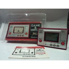 Ball Game & Watch Original 1980 Complete