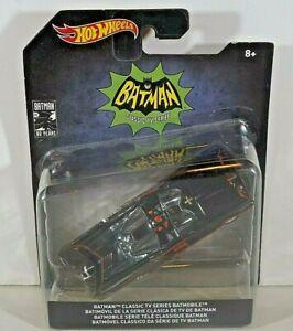 Hot Wheels Classic TV Series Batmobile  Batman 80 Years   2018