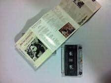 JIM MORRISON - MUSIC BY THE DOORS AN AMERICAN PRAYER - K7 AUDIO TAPE CASSETTE