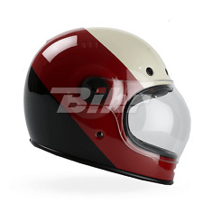 BELL Casco integral BULLITT TRIPLE TREAT (58/59) L ROJO/NEGRO