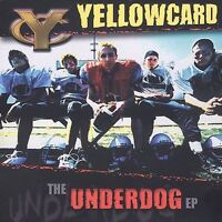 The Underdog EP [EP] by Yellowcard (CD, Fueled by Ramen Records) FREE SHIPPING