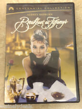 Breakfast at Tiffany's (DVD 2009 2-Disc Set Centennial Collection) Tested! Works