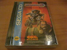 BATTLECORPS SEGA CD GAME FACTORY SEALED NEW COMPLETE