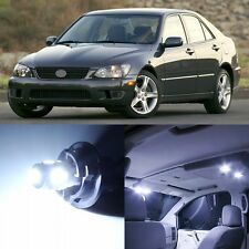 12 x Xenon White Interior LED Lights Package For 2001- 2005 Lexus IS300 +TOOL