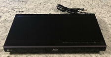 Lg Bd550 Network Blu-Ray Disc Cd/Dvd Player + Remote Tested