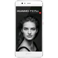 """HUAWEI P10 PLUS 5.5"""" 128GB 6GB RAM 4G LTE PLUS WHITE SILVER ITALIA TIM"""